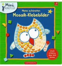 Mini-Künstler: Meine schönsten Mosaik-Klebebilder