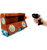 Die Spiegelburg - Spiel für 2 - Kampf der Piraten Captn Sharky