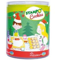Aladine - Stampo Cookies Weihnachten