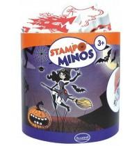 Aladine - Stampo Minos Halloween
