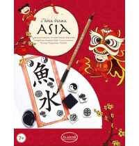 Aladine - Set Schrift Asia
