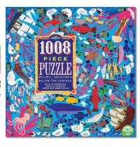 eeBoo - Puzzle - Unter der Oberfläche, 1008 Teile