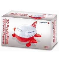 mic-o-mic - 3D Puzzle Flugzeug Turkish Airlines