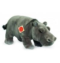 Teddy-Hermann - Collection Wildtiere - Nilpferd stehend, 30 cm