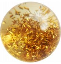 HABA® - Kullerbü - Effektkugel Gold-Glitzer