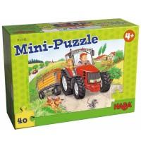 HABA® - Mini-Puzzle Bauernhof