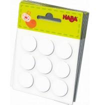HABA® - Holzbuchstaben Klebepads für Kunterbunte Holzbuchstaben