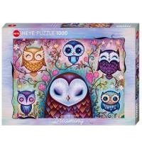 Heye - Great Big Owl Standard, 1000 Teile