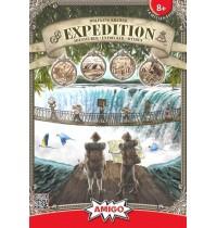 Amigo Spiele - Expedition - Abenteurer, Entdecker, Mythen