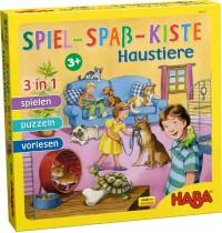 HABA® - Spiel-Spaß-Kiste Haustiere