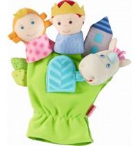 HABA® - Handpuppe Märchen Prinz und Prinzessin