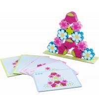 HABA® - Stapelspiel Blumenzauber
