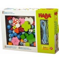 HABA® - Fädelspiel Glücksbringer