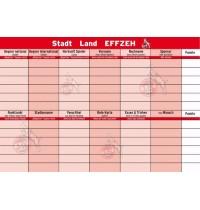 Teepe Sportverlag - 1. FC Köln Stadt Land Effzeh