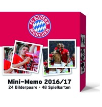 Teepe Sportverlag - FC Bayern München Mini Memo 16/17