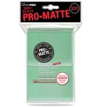UltraPRO - Clear Pro-Matte Sleeves, 100