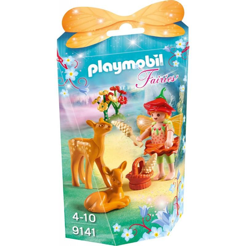 Playmobil® 9141 - Fairies - Feenfreunde Rehlein