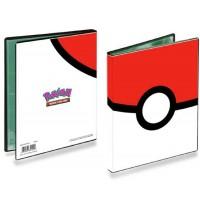 UltraPRO - Pokeball 4-Pocket Portfolio