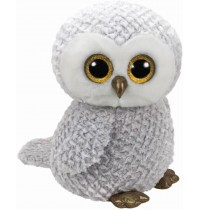 Ty Plüsch - Beanie Boos Glubschis XL - Owlette, Eule weiss 42cm