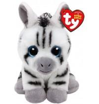 Ty Plüsch - Beanie Babies - Zebra Stripes, 15cm