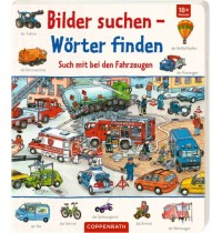 Coppenrath Verlag - Bilder suchen-Wörter finden: Such mit bei den Fahrzeugen