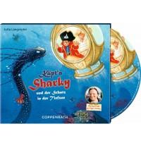 Coppenrath - CD Hörspiel: Käptn Sharky und der Schatz in der Tiefsee