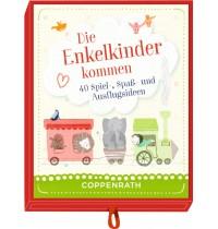 Coppenrath Verlag - Die Enkelkinder kommen - Beschäftigungskarten Fam. im Glück