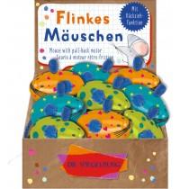 Die Spiegelburg - Flinkes Mäuschen Bunte Geschenke, sort.