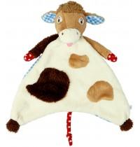 Die Spiegelburg - Schnuffeltuch Kuh BabyGlück