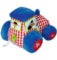 Die Spiegelburg - Traktor mit Vibrations- und Soundmodul BabyGlück