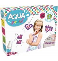 Aladine - Aqua Pearl Set Schmuck