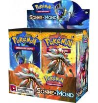 Amigo Spiele - Pokémon - Sonne und Mond 01 Booster