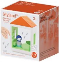 Kid O - Myland Spielhaus Schlafzimmer