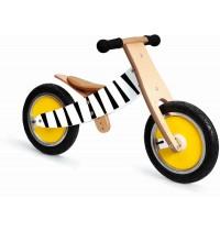 Scratch - Laufrad Zebra, mitwachsend 2in1