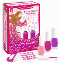 SentoSphere - Kreativ Kits - Mini-Set Meine kreative Maniküre Rose
