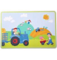HABA® - Kinder-Tischset Traktor
