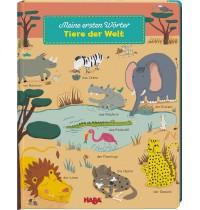 HABA® - Meine ersten Wörter - Tiere der Welt