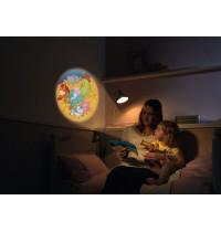 HABA® - Taschenlampen-Projektor Nachts im Stall