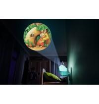 HABA® - Steckdosenlicht mit Musik Nachtwächterbär