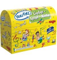 HABA® - Ratz Fatz Lieder-Spiel-Kiste