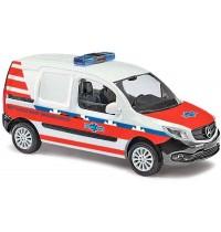 Busch Automodelle - MB Citan Kastenwagen Medic One