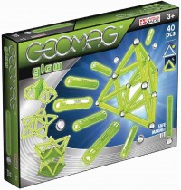 Geomag - Color Glow 40 pcs