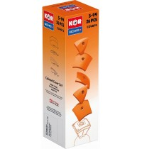Geomag - KOR 2.0 Pantone 151, bright orange Cover