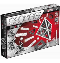 Geomag - Classic Black and White 68tlg.