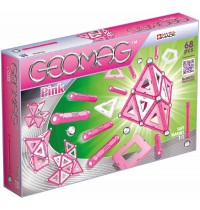 Geomag - Classic Pink 68tlg.