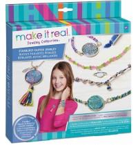 Make it Real - Starburst Glitter Jewelry
