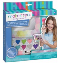 Make it Real - Girl on the Go Cosmetic Compact