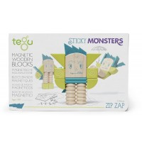 Tegu - Sticky Monsters - Zip Zap