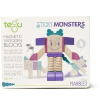 Tegu - Sticky Monsters - Marbles