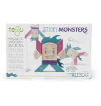 Tegu - Sticky Monsters - Finklebear